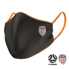 Load image into Gallery viewer, Perth Glory Face Mask - The Mask Life.