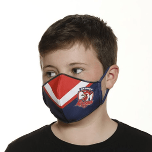 Roosters Face Mask - The Mask Life.
