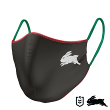 Load image into Gallery viewer, South Sydney Rabbitohs Face Mask - The Mask Life.  Face Masks