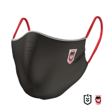 Load image into Gallery viewer, St George Illawarra Dragons Face Mask - The Mask Life.  Face Masks