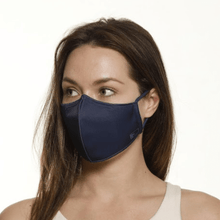 Load image into Gallery viewer, Bulk Pack - 10x Navy Face Masks - The Mask Life.