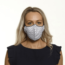 Load image into Gallery viewer, The Double Dots - Reversible Face Mask - The Mask Life.