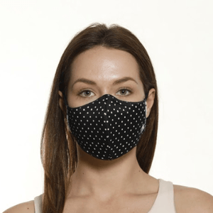 The Double Dots - Reversible Face Mask - The Mask Life.