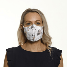 Load image into Gallery viewer, The Forest Mist - Reversible Face Mask - The Mask Life.
