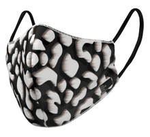 Load image into Gallery viewer, The Leopard - Reversible Face Mask - The Mask Life. Face Masks