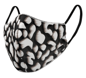 The Leopard - Reversible Face Mask - The Mask Life. Face Masks