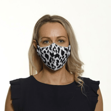 Load image into Gallery viewer, The Leopard - Reversible Face Mask - The Mask Life.