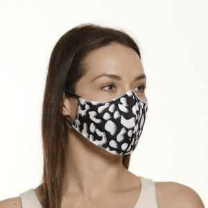 The Leopard - Reversible Face Mask - The Mask Life.