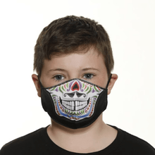 Load image into Gallery viewer, The Multi Skull - Reversible Face Mask - The Mask Life.