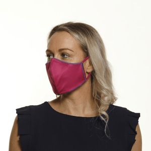 The Pink Galaxy - Reversible Face Mask - The Mask Life.
