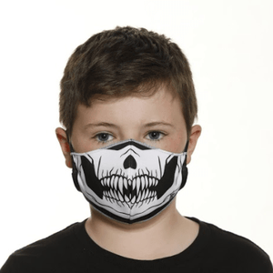 The Skeleton - Reversible Face Mask - The Mask Life.