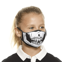 Load image into Gallery viewer, The Skeleton - Reversible Face Mask - The Mask Life.