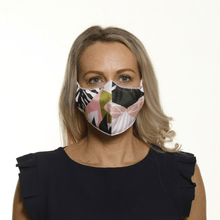 Load image into Gallery viewer, The Soft Jungle - Reversible Face Mask - The Mask Life.