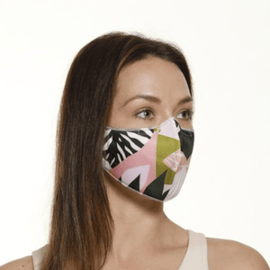 The Soft Jungle - Reversible Face Mask - The Mask Life.