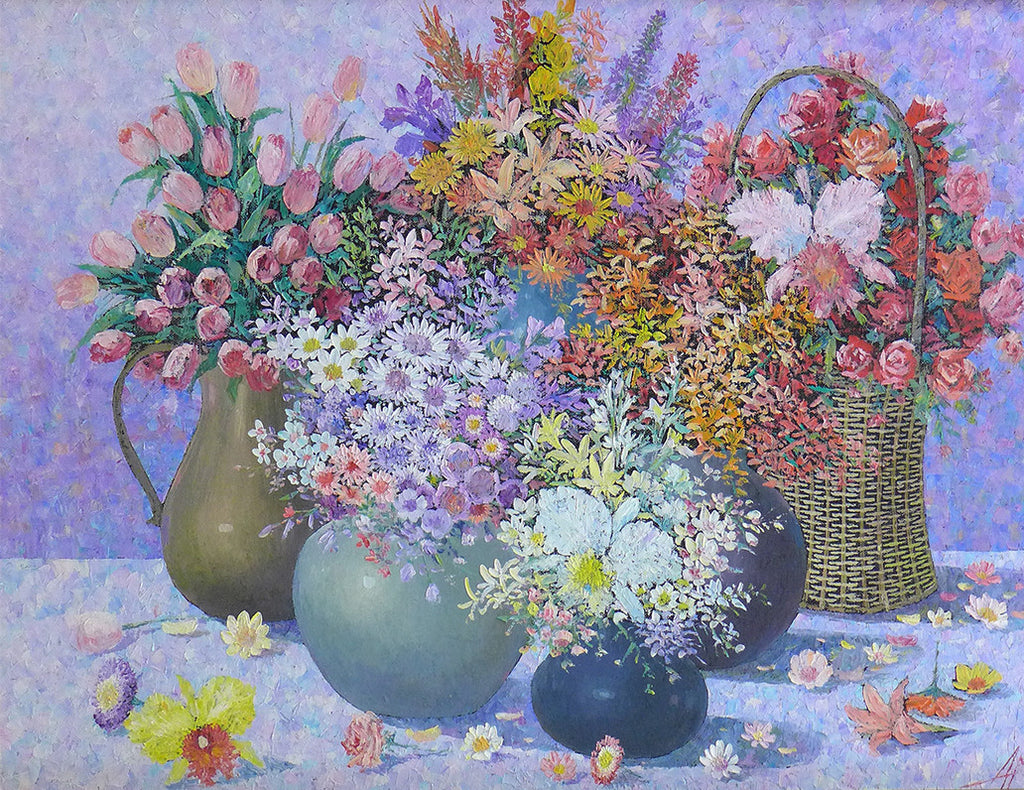 Floral Surprise - Still Life (AA0007P)