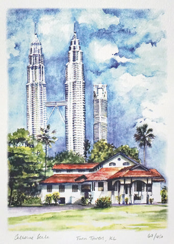 Twin Towers, KL