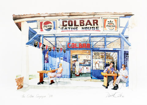 The Colbar, Singapore '98