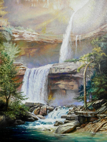 Fair Fortune (Waterfall Scene)