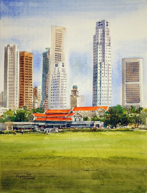 Singapore Cricket Club (2001.498)