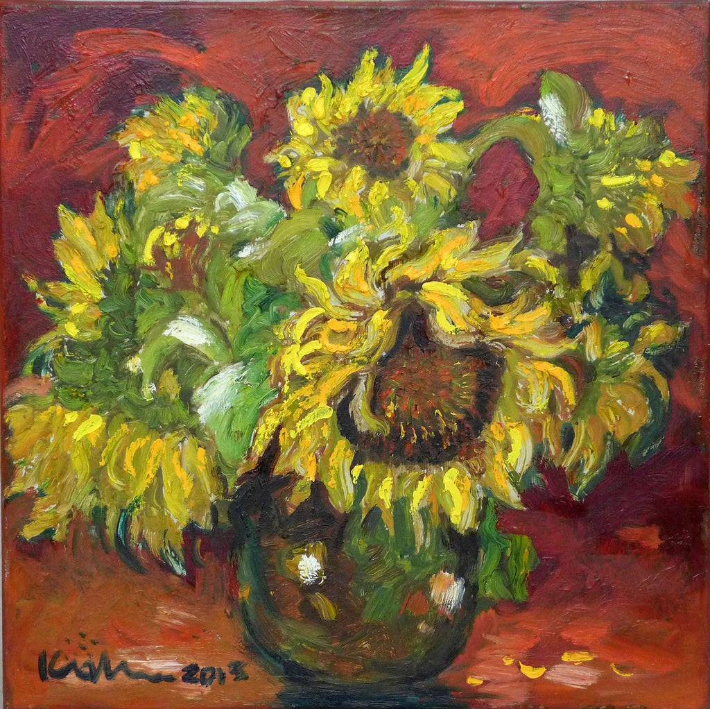 Sunflowers (I)