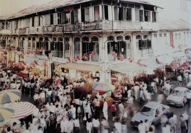 The Old House in Chinatown (Late 1960s)