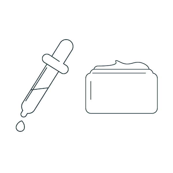 dropper and aspen's salve icons