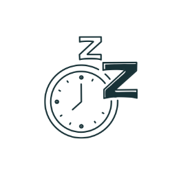 timer with two z letters