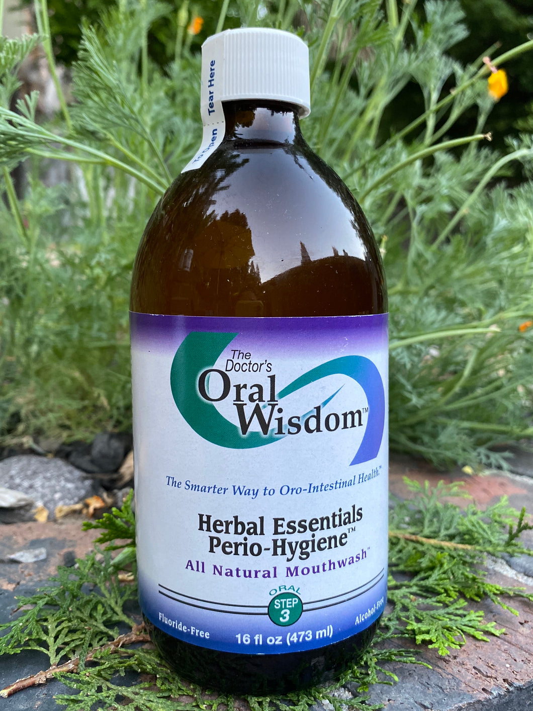 Herbal Essential Mouth Wash
