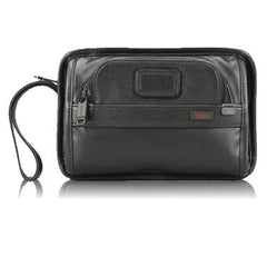 Organizer Travel Clutch black