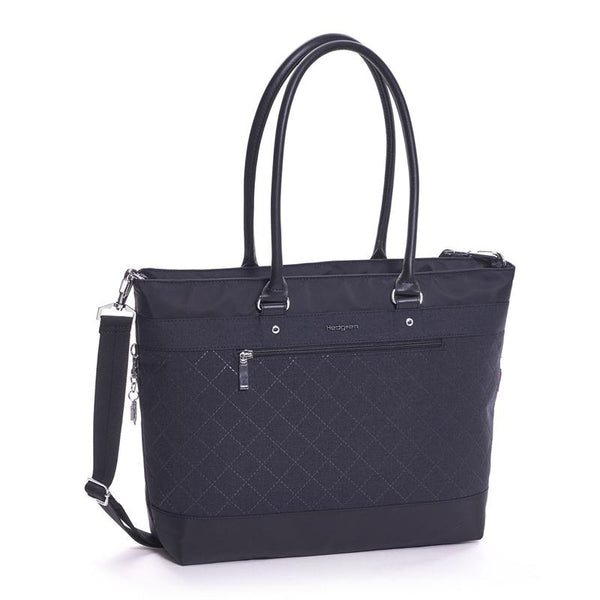 Zircon L - Tote Large 15.6 RFID - Black