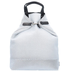 White MESH Xchange bag S