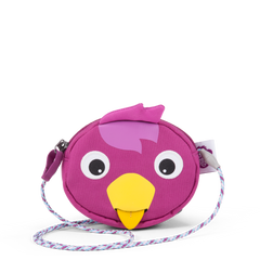 Small Shoulder Bag Purple Bella Bird