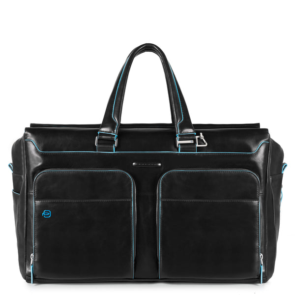 Duffel bag with computer and iPad®Air/Pro 10,5 compartments and umbrella pocket