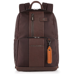 "10.5""/9.7"" laptop/iPad® rucksack ready for CONNEQU, bottle/umbrella pocket"