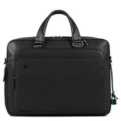 "Small 10.5""/9.7"" laptop and iPad® briefcase with two handles, CONNEQU avail."