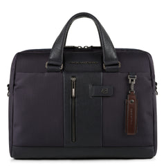 "10.5""/9.7"" laptop/iPad® two-handle briefcase, RFID anti-fraud device and ready for CONNEQU"