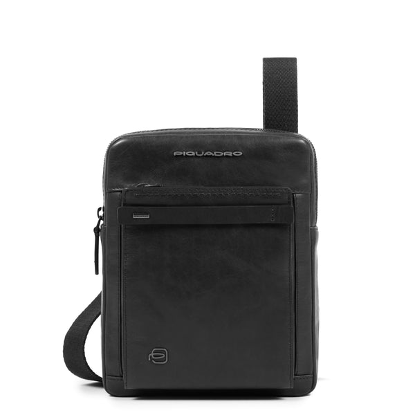 Crossbody bag with iPad®mini compartment