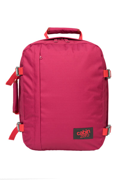 Classic 28L Cabin Backpack - JAIPUR PINK