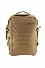 Military 44L Cabin Backpack - DESERT SAND
