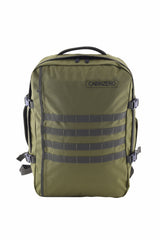 Military 44L Cabin Backpack - MILITARY GREEN