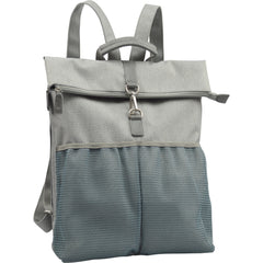 Bergen Kurierrucksack Bag S light grey