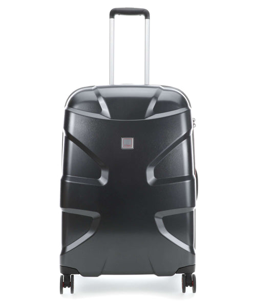 X2 4w Trolley M+, black brushed