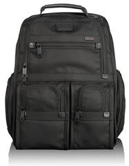 Compact laptop briefpack