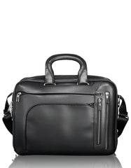 T-Pass Kennedy deluxe leather brief