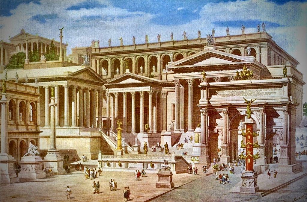 Illustration de l'article Rome Antique en 10 dates clés 1