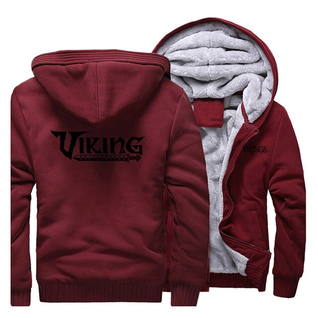 SWEAT POLAIRE <br> VIKING - Medieval Fantasy