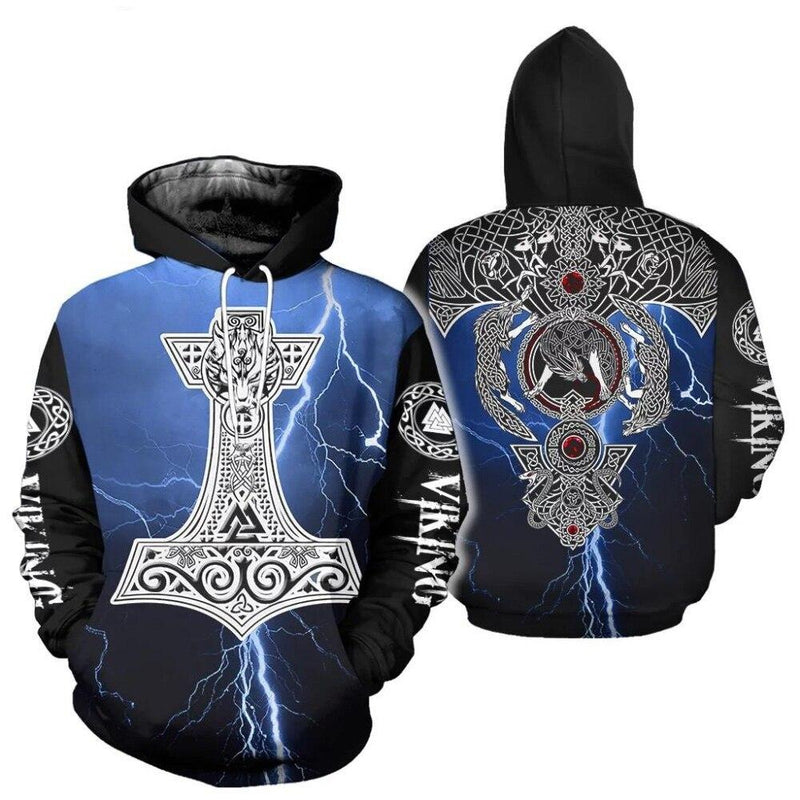 SWEAT VIKING <br> MJÖLNIR - Medieval Fantasy