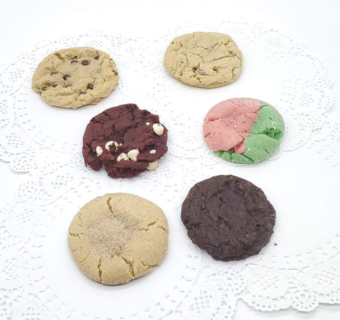 Team appreciation treats - individually wrapped cookies - Silver Rose Bakery
