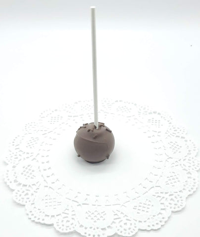 Team appreciation treats - individually wrapped cake pops - Silver Rose Bakery