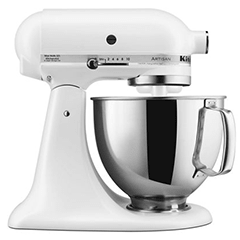 Artisan® Series 5 Quart Tilt-Head Stand Mixer - Lightweight Stand Mixer for Phoenix Baker